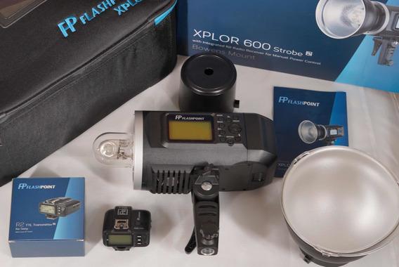 Flashpoint Flash Tube for XPLOR 600 Pro Flash Head