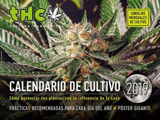 Calendario Lunar Cannabico 2019 Espana.Revista Thc Calendario Lunar En Mercado Libre Argentina