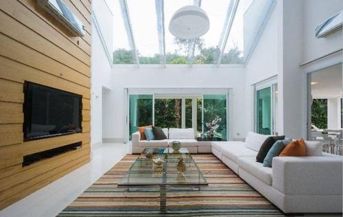 Casa Com 6 Dormitórios À Venda, 943 M² Por R$ 12.000.000,00 - Riviera - Módulo 21 - Bertioga/sp - Ca0476