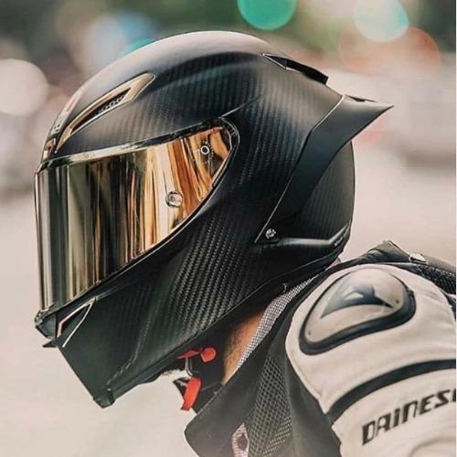 42d1dccd6 Viseira Espelhada Do Capacete Valentine Rossi - Acessórios de Motos ...