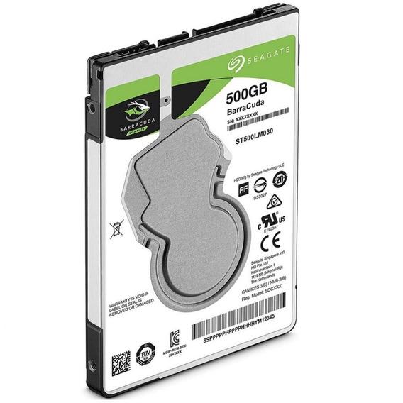 Hd Notebook - 500gb / 5.400rpm / Sata3 - Seagate - St500lm03