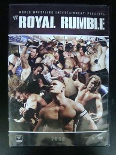 Royal Rumble 2008 - Wwe - Dvd