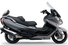 Suzuki - Burgman Executive 650 - Emplacamento Grátis
