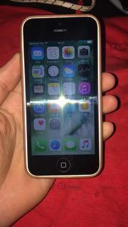 iPhone 5c Sem Neh Um Defeito Contém Piquenas Marcas De Uso