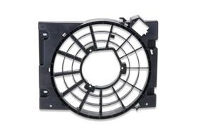 Defletor Do Radiador Astra Vectra Zafira 99/09 Gm 90570741