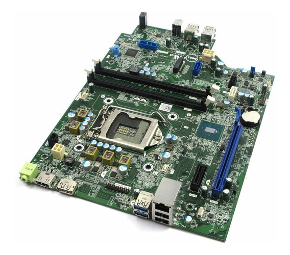 Placa Mãe Dell Optiplex 3050 Sff Lga 1151 Pn: 8nppy - P/7ª Geração
