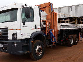 Caminhão Guindauto Vw 31-320 + Munk Argus 43.0