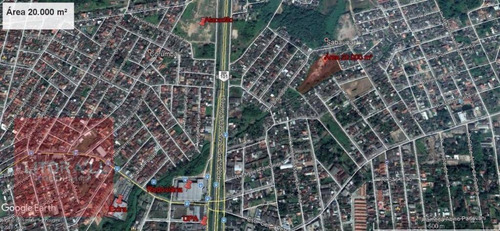 Imagem 1 de 8 de Área À Venda, 20024 M² Por R$ 1.100.000,00 - Umuarama Parque Itanhaém - Itanhaém/sp - Ar0017