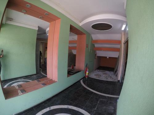 Imagem 1 de 30 de Salão Para Alugar, 550 M² Por R$ 4.500,00/mês - Jardim São Domingos - Americana/sp - Sl0198