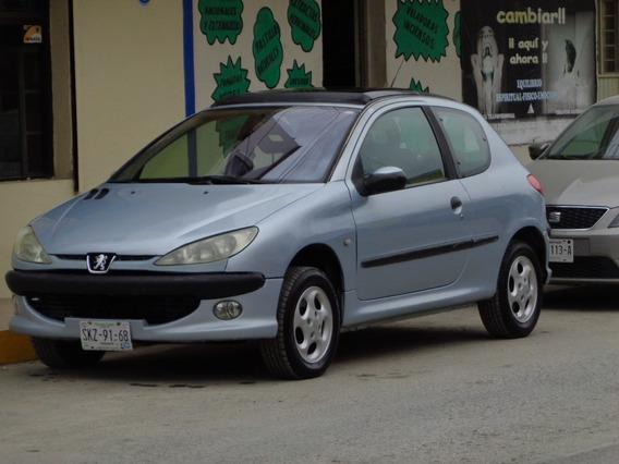 Peugeot 206 1.6 3p Xs X-line Mt