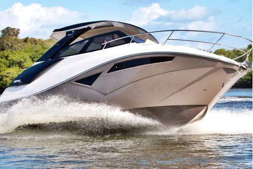 Nx 360 Sport Coupé Proa Aberta/cabinada 0km Em 60x