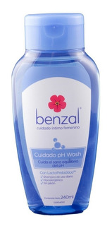 Benzal Wash Cuid Ph 240ml