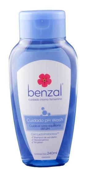 Benzal Wash Cuid Ph 240ml