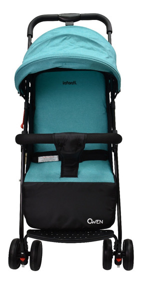 Carriola Owen Turquoise And Black, Infanti