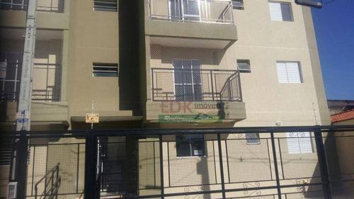 Imagem 1 de 13 de Apartamento Residencial À Venda, Jardim Maria Augusta, Taubaté. - Ap2171
