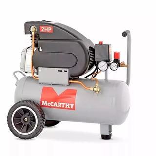 Fl24 Compresor Lubricado Con Aceite 115psi 2hp C.ruedas X24l