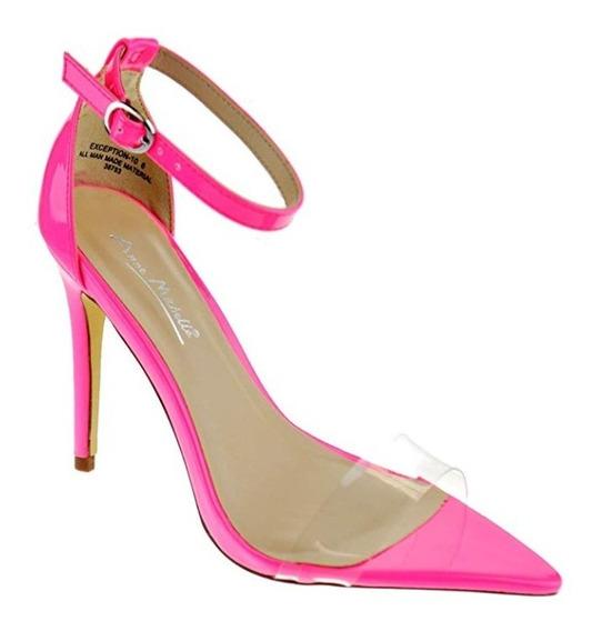 Zapatos Dama Sandalias De Tacón Alto Anne Michelle