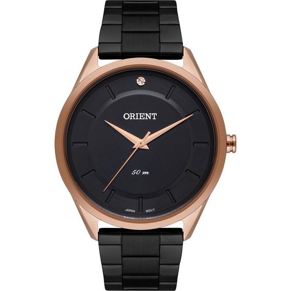 Relógio Orient Feminino Swarovski Original Nota Ftss0087p1px