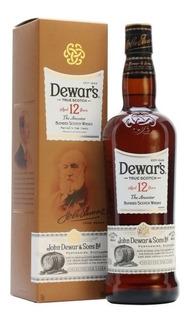 Whisky 12 Años Dewar