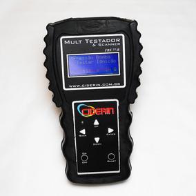 Scanner Para Motos Ciderin Honda & Yamaha +manômetro Barato