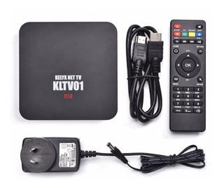 Convertidor Smart Tv Con Control Remoto