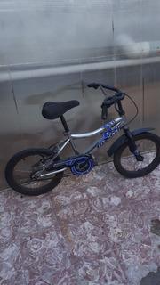 Bicicleta Raleigh Mxr Mini R16