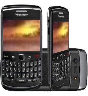 Blackberry Bold 9780 512mb 3g 5mp Mp3 Single Preto Vitrine 1