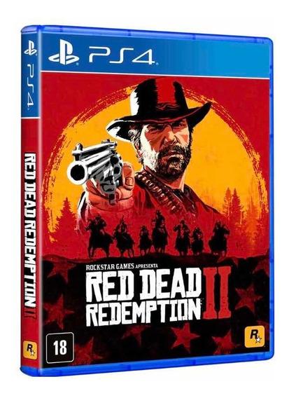 Red Dead Redemption 2 A Pronta Entrega