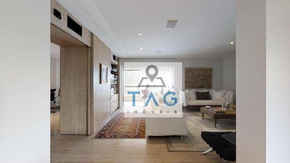 Apartamento Com 4 Dormitórios À Venda, 374 M² Por R$ 5.999.999 - Jardim Paulista - São Paulo/sp - Ap0575