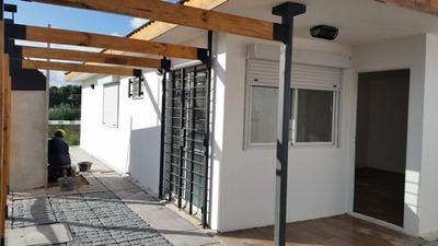 Casa A Estrenar En Ciudad De La Paz, Canelones