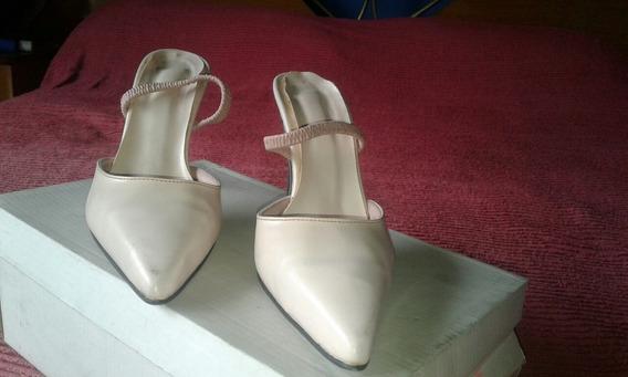 Zapato De Vestir Nro 35