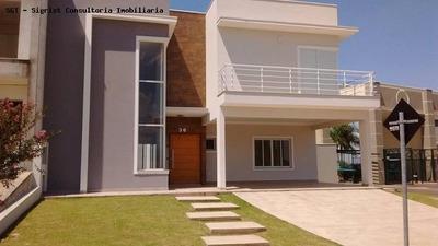 Casa Em Condomínio Para Venda Em Indaiatuba, Condominio Amstalden Residence, 4 Dormitórios, 3 Suítes, 3 Banheiros, 4 Vagas - 101