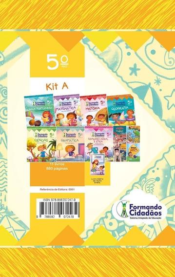 Livro Formando Cidadãos Kit A 5º Ano