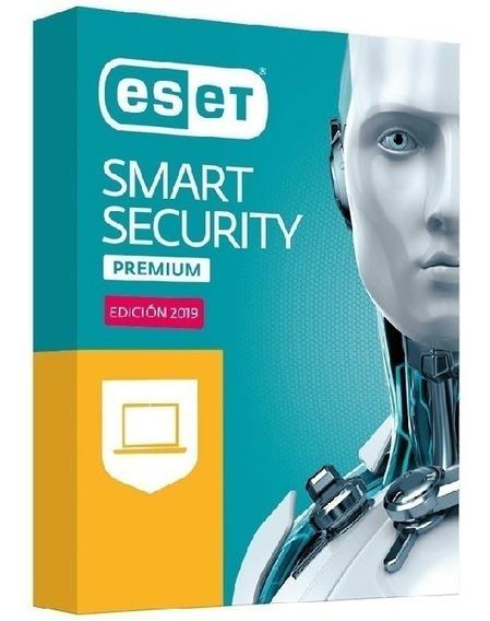 Antivirus Eset Smart Security Premium 1 Pc 2 Anos