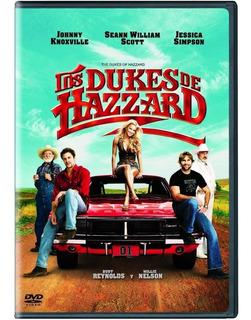 Los Dukes De Hazzard Jessica Simpsons Pelicula Dvd