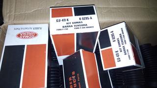 Kit Gomas Barra Tensora Ford F100 F150 350 Bronco Lariant