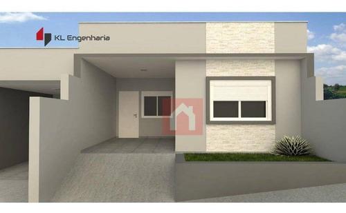 Imagem 1 de 5 de Casa À Venda, 62 M² Por R$ 180.000,00 - Esmeralda - Santa Cruz Do Sul/rs - Ca0256