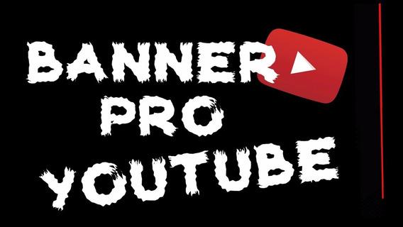 Banner/capa Para Canais Do Youtube