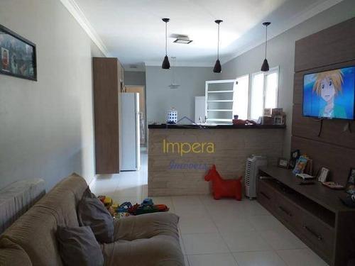 Casa Com 1 Dormitório À Venda, 52 M² Por R$ 215.000,00 - Jardim California - São José Dos Campos/sp - Ca0119