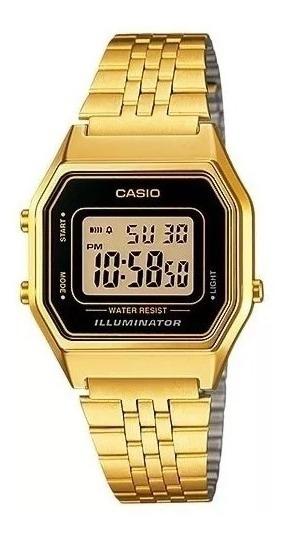 Relógio Casio Feminino La680wga-1df