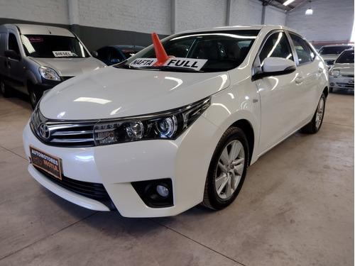 Toyota Corolla Xei L-n 1.8 2014