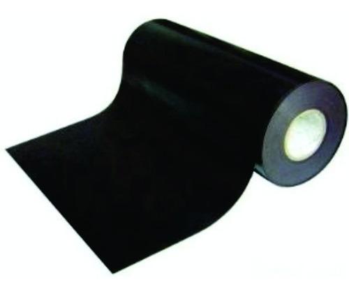 Manta Magnética Neutra 0,8mm 1metro X 60cm, Fixa Em Carro