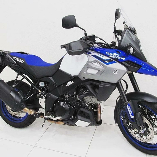Suzuki Vstrom 1000 Xt Branca 2021