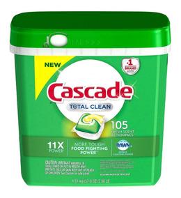 Cascade, Paquetes De Detergente Para Lavavajillas (1.61kg)