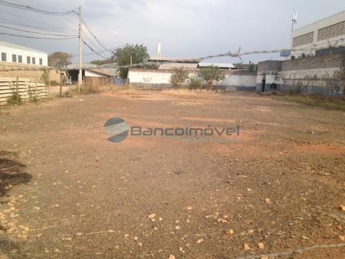 Terreno Para Vender Real Parque, Terreno Para Vender Em Campinas - Te00432 - 34445010