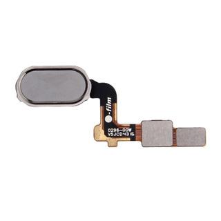 Pieza Para Oppo A59 F1s Fingerprint Sensor Flex Cable Negro