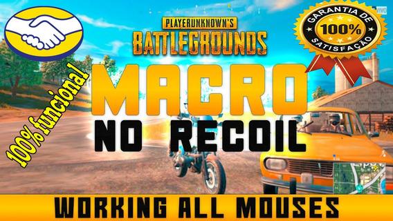 Macro Recoil |nobann Macro/hack Playerunknown
