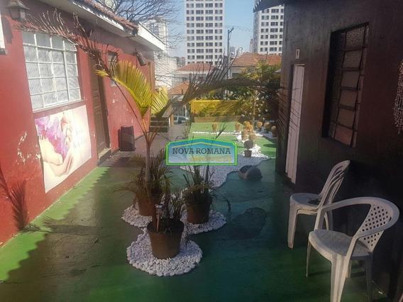Casa Residencial À Venda, Vila Regente Feijó, São Paulo. - 3062