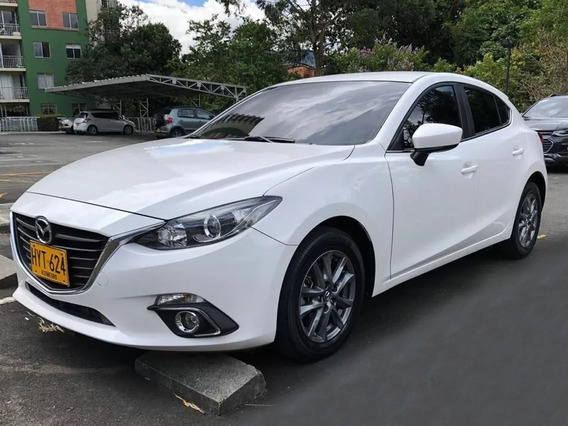 Mazda 3 Prime Hatchback 2000cc Mt Mecánico Aa Abs 2017