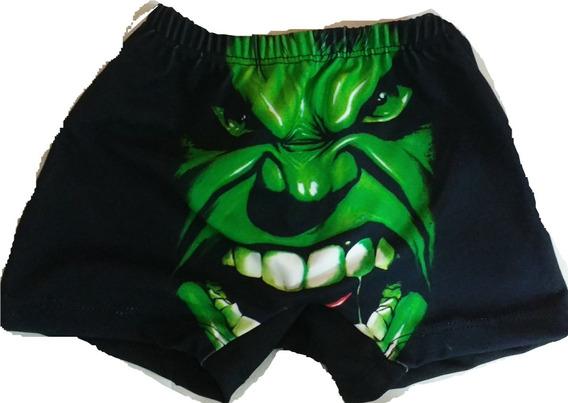 Zungas Mallas Hulk Con Filtro Uv